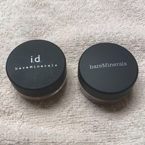 2 - Bare Minerals Warmth, never opened